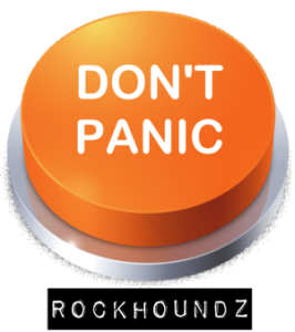 don't panic rockhoundz is here to help you