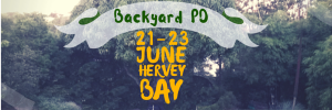 Hervey Bay Backyard PD 21-13 June