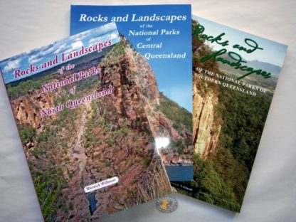 rocks and landscapes of the national parks of queensland series at rockhoundz.com.au