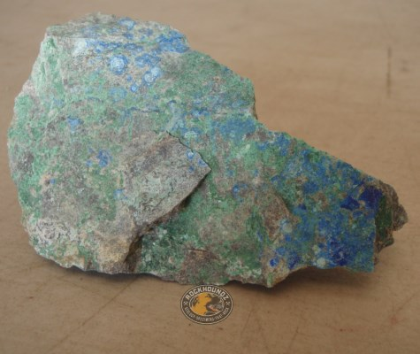 bornite copper ore from rockhoundz.com.au
