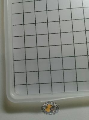 foraminifera sorting tray at rockhoundz.com.au