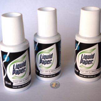 liquid paper for labelling rocks at rockhoundz.com.au