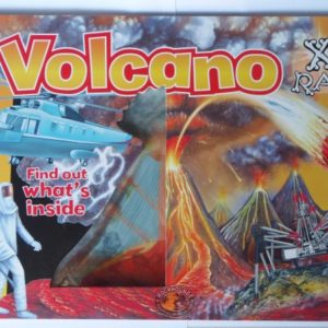 volcano x-ray book at rockhoundz.com.au