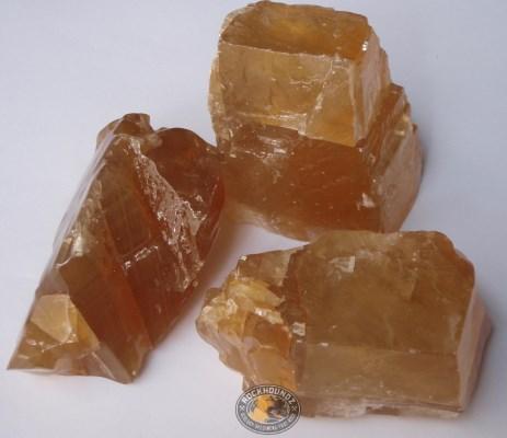 yellow calcite at rockhoundz.com.au